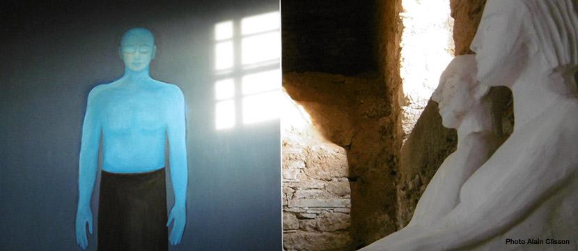 Gilles Guias au Château de Beaumanoir tout l'été