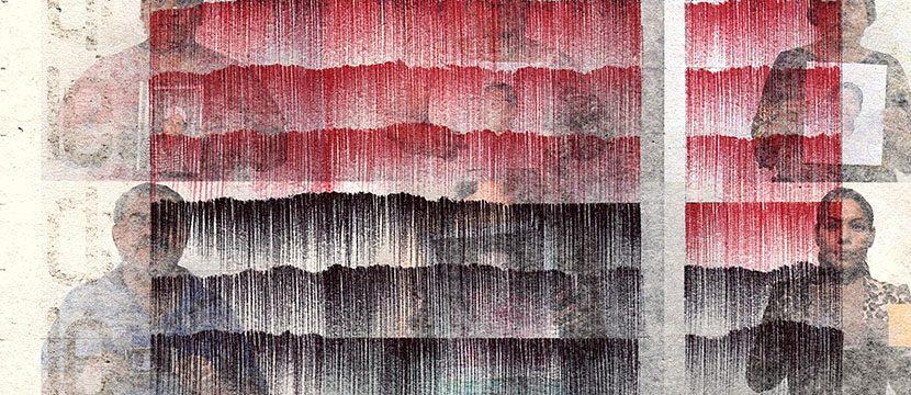 Yves Ledent : «Palimpseste»