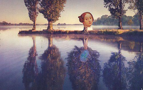 Christine Chamson, collages et autres
